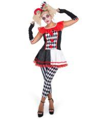 déguisement arlequin femme, costume d'arlequin femme, déguisement pierrot arlequin, déguisement carnaval femme, costume carnaval femme Déguisement Arlequin, Fou du Roi, Femme