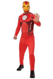 déguisement iron man pour homme, costume iron man adulte, déguisement super héros adulte, costume super héros pas cher, déguisement de super héros adulte Déguisement Iron Man, Gamme Standard