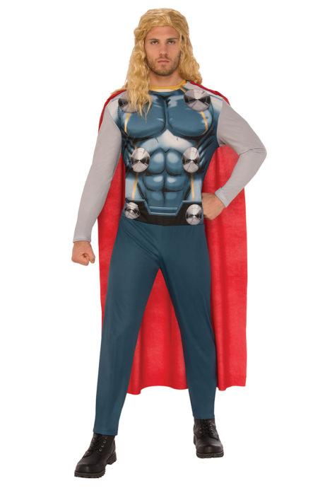 déguisement Thor pas cher, costume de Thor adulte, déguisement Thor pour homme, déguisement de super héros, costume de super héros pas cher, déguisement de super héros pour adulte, déguisement de super héros pour homme Déguisement de Thor, Gamme Standard