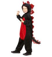 déguisement de dragon pour enfant, déguisement de dinosaure enfant, costume dragon garçon, déguisement de dragon, costume de dinosaure, déguisement mardi gras enfant Déguisement de Dragon ou Dinosaure, Noir, Garçon
