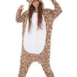 costume léopard, déguisement de léopard, kigouroumi léopard, pyjama léopard, déguisement kigurumi léopard Déguisement de Léopard, Kigurumi, F