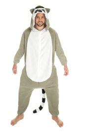 déguisement de raton laveur, kigouroumi raton laveur, pyjama raton laveur, déguisement kigurumi raton laveur Déguisement de Raton Laveur, Kigurumi, H