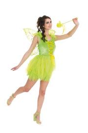 déguisement de fée clochette, déguisement de fée adulte, déguisement de fée clochette, déguisement de fée verte Déguisement de Fée Verte, Jupon en Tulle