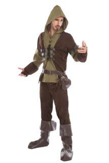 déguisement robin des bois homme, costume robin des bois homme, déguisement médiéval robin des bois, déguisement médiéval adulte, déguisement robin homme, Déguisement de Robin des Bois Médiéval