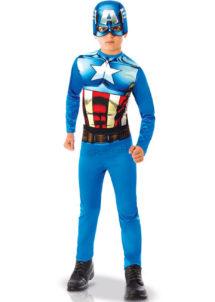 déguisement captain America enfant, déguisement super héros garçon, déguisement super héros enfants, costume Captain America, Déguisement de Captain America, Gamme Standard, Garçon
