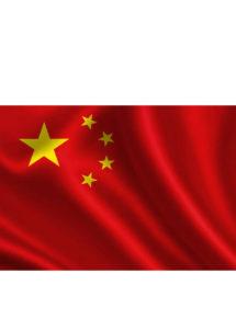 drapeau de la chine, drapeau chinois, drapeau chine en tissu, drapeau chinois en tissu, Drapeau de la Chine, 90 x 150 cm