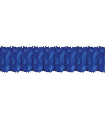 guirlande en papier, guirlande de décoration, décorations guirlande en papier, guirlande anniversaire, guirlande bleue Guirlande en Papier, 3 mètres, Bleu Marine