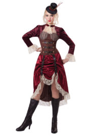 robe steampunk, déguisement steampunk femme, costume steampunk adulte, costume steampunk adulte Déguisement Steampunk, Luxe
