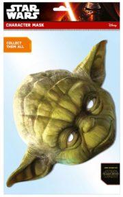 masque de yoda, masque de maître Yoda, accessoire Yoda star Wars, masque de Yoda star Wars Masque Maître Yoda, Star Wars