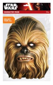 masque de Chewbacca, masque Chewbacca Star Wars, masque de Star Wars, accessoire Chewbacca Star Wars Masque Chewbacca, Star Wars
