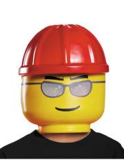 masque de lego, masque de légo, déguisement lego, costume de légo, se déguiser en lego, idée déguisement enfance, masque lego chantier, casque lego chantier Masque de Lego™, Chantier
