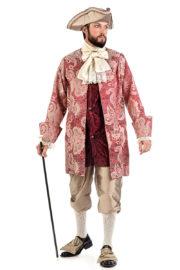 déguisement de marquis, déguisement casanova, déguisement vénitien, costume vénitien, déguisement carnaval de venise, déguisement de marquis, costume de marquis déguisement, déguisement marquis adulte, déguisement marquis homme, déguisement baroque homme, costume de noble homme, déguisement de noble Déguisement de Marquis, San Sebastian, Prémium