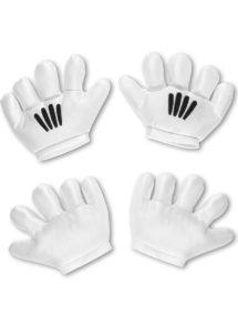 faux gants de mickey, faux gants de minnie, fausses mains de mickey, fausses mains de minnie, gants mickey, Gants Cartoons, Mickey ou Minnie