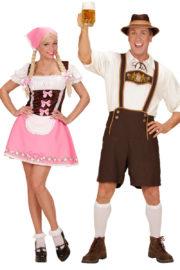 déguisement couple, déguisement couple bavarois, déguisements Oktoberfest, déguisements couples de bavarois Déguisement Couple de Bavarois, Oktoberfest