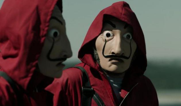 masque dali, masque casa de papel, masque casa del papel, masque dali netflix, masque série casa de papel, masque série casa del papel