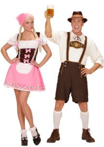 déguisement couple, déguisement couple bavarois, déguisements Oktoberfest, déguisements couples de bavarois, Déguisements Couple, Bavarois Oktoberfest
