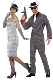 déguisement couple années 30, déguisement couple charleston, déguisement couple gatsby, déguisement à deux, déguisement années folles Déguisement Couple Années 30 Gatsby