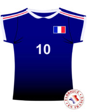 coupe du monde 2018, déco France coupe du monde, supporter France, accessoire France supporter Décoration Supporter Maillot de Foot, France