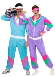 déguisements à deux, déguisements années 80, déguisement survêtement années 80, déguisements de beauf, déguisement enterrement de vie de garçon, déguisements humour, déguisements soirées à thèmes années 80, Déguisements Couple, Années 80, Shell Suits