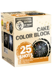 feu d'artifice cake pyragric, feux d'artifice automatiques, achat feux d'artifice paris, feux d'artifices compacts, feux d'artifices pyragric Feux d'Artifices, Compacts, Cake Colour Block