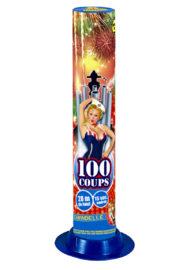 feux d'artifice, feu d'artifice chandelle 100 coups, feux d'artifices chandelle arcadie, acheter des feux d'artifices à paris, feux d'artifices pour particulier, chandelles d'artifice Feux d'Artifices, Chandelle Arcadie 100 Coups