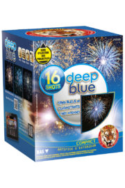 feu d'artifice deep blue, feux d'artifice automatiques, achat feux d'artifice paris, feux d'artifices compacts, feux d'artifices pyragric Feux d'Artifices Compacts, Deep Blue