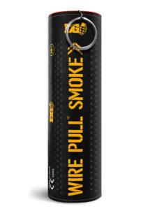 fumigène jaune, fumis jaunes, fumigènes de stade, fumigènes 2 mn, fumigènes qualité, Fumigène à Goupille, Jaune