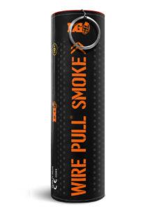 fumigène orange, fumis oranges, fumigènes de stade, fumigènes 2 mn, fumigènes qualité, Fumigène à Goupille, Orange
