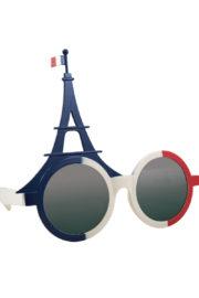 accessoire supporter, lunettes france, lunettes tour eiffel, lunettes de supporter, lunettes originales déguisement, accessoire france Lunettes de Supporter France, Tour Eiffel