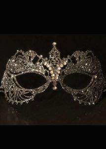masque vénitien, loup vénitien, masque carnaval de venise, masque vénitien fait à la main, Vénitien Eiffel, Brillants et Paillettes
