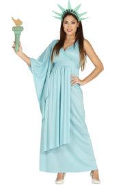 déguisement statue de la liberté, statut de la liberté, déguisement américaine, déguisement états unis, costume statue de la liberté Déguisement Statue de la Liberté
