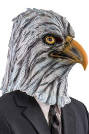 masque d'aigle, masque d'aigle latex, masque animal, masques d'animaux, masques aigle royal Masque d'Aigle Royal, Latex