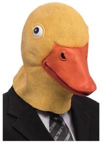 , Masque de Canard, Latex