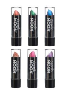 rouge à lèvres métal, maquillage métallisé, rouge à lèvres moon, Rouge à Lèvres Métal, Différents Coloris
