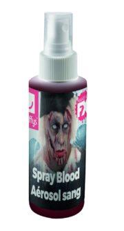 faux sang réaliste, faux sang, maquillage faux sang halloween, faux sang de vampire, faux sang paris, faux sang effets spéciaux, faux sang en spray Faux Sang en Spray, Halloween Make Up