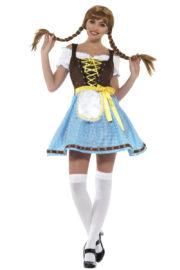 déguisement bavaroise oktoberfest , déguisement de bavaroise, costume de bavaroise, déguisement fête de la bière Déguisement Bavaroise Oktoberfest, Olga
