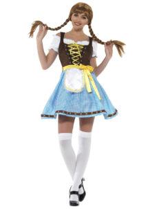 déguisement de bavaroise, déguisement Oktoberfest, costume bavaroise femme, costume Oktoberfest femme, Déguisement de Bavaroise Oktoberfest, Olga