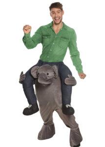 déguisement porte moi, déguisement porté, déguisement carry me, déguisements originaux, déguisements humour, déguisement homme porté, costume carry me, costume homme porté, déguisements humour, déguisements humoristiques, Déguisement Carry Me, Porte Moi, Eléphant