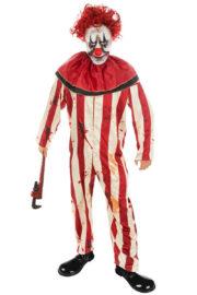 déguisement scary clown, déguisement clown effrayant adulte, déguisement clown de la mort, déguisement clown tueur Déguisement Clown Tueur, Scary Clown