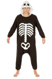 kigurumi squelette adulte, combinaison squelette adulte, déguisement de squelette adulte, déguisement squelette halloween Déguisement de Squelette, Kigurumi