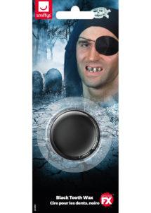 noir à dents, cire noire pour les dents, vernis noir à dents, Noir à Dents, Cire