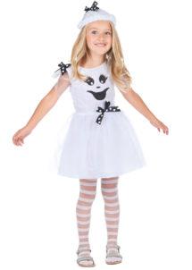 déguisement fantôme fille, déguisement fantôme halloween, Déguisement de Mini Fantôme, Fille