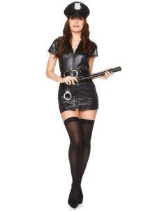 déguisement policière, déguisement de policière sexy, costume de policière, déguisement policier femme, déguisement policière sexy, Déguisement de Policière, Officier Sexy