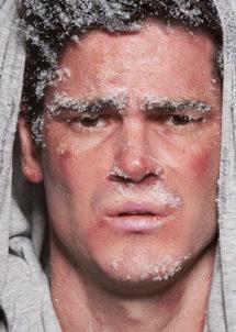 cire de glace, maquillage effets spéciaux kryolan, effets spéciaux engelures,, Cire de Glace, Ice Spray, Kryolan