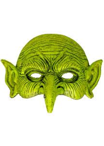 masque de monstre, masque halloween, demi masque halloween, Demi Masque de Monstre, en Mousse de Latex