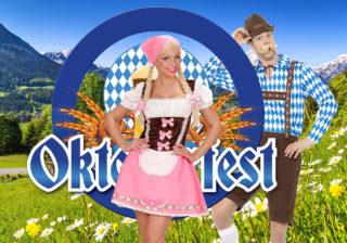 Soirée déguisement déco Oktoberfest