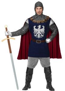 déguisement chevalier, costume de chevalier, déguisement médiéval homme, déguisement de chevalier, Déguisement Médiéval, Chevalier Royal
