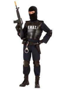 déguisement de policier swat enfant, déguisement policier garçon, costume swat garçon, Déguisement de Policier Swat, Garçon