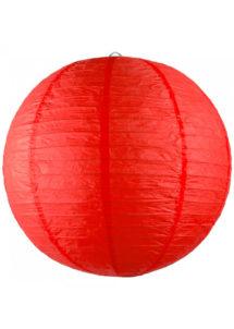 lampion, lanterne, boule japonaise, lampion papier de riz, boule japonaise, lampions, Lampion Japonais, Boule Rouge