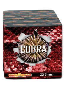 feu d'artifice pour particulier, achat feux d'artifice, feux d'artifices pour jardin, Feux d'Artifices Compacts, Cobra